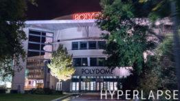 Hyperlapse Polydome